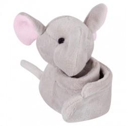 Pluszowa opaska zwijana, słoń | Manny