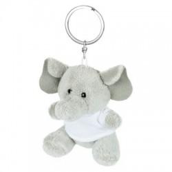 Pluszowy słoń, brelok | Hugo