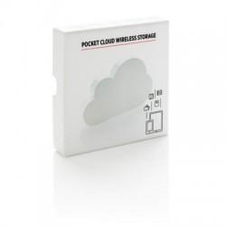 Kieszonkowy dysk bezprzewodowy 16GB, chmura