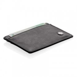 Etui na karty kredytowe Swiss Peak, ochrona RFID