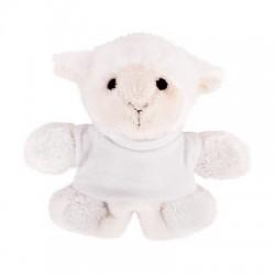 Pluszowa owca, magnes | Fraidy
