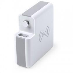 Ładowarka samochodowa USB 3 w 1 Swiss Peak, młotek bezpieczeństwa
