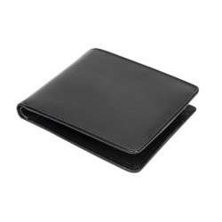 Skórzany portfel Mauro Conti, ochrona RFID