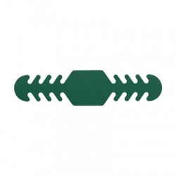 Uchwyt do maseczki, regulator długości gumek maseczki