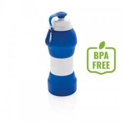 Składana butelka sportowa 580 ml