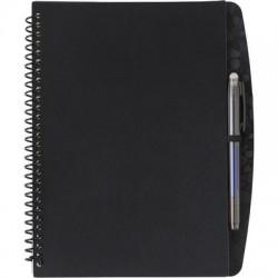 Notebook approx. B5, ball pen
