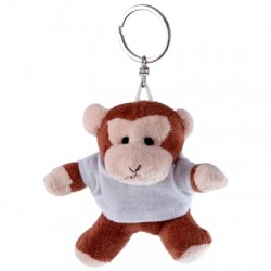 Pluszowa małpka, brelok | Nana