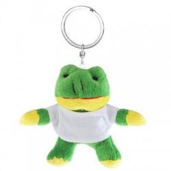 Pluszowa żaba, brelok | Laila