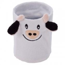 Pluszowa krowa, kubek, piórnik | Fancy